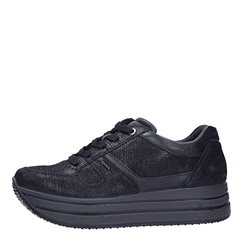 Sneakers Women Black 2146511 amp;co IGI pOfWnvf