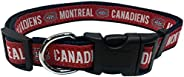 Pets First CAN-3036-SM Montreal Canadiens Collar, Small