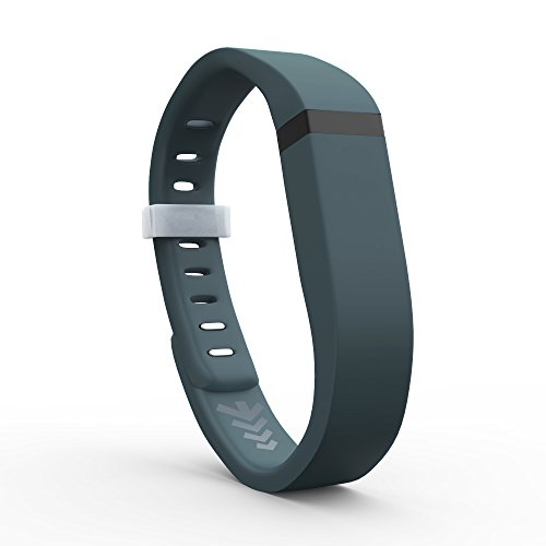 Fitbit Flex Band, Replacement Bands for the Fitbit Flex, with Extra Security Clasp. Large & Small. Offered by Teak Products