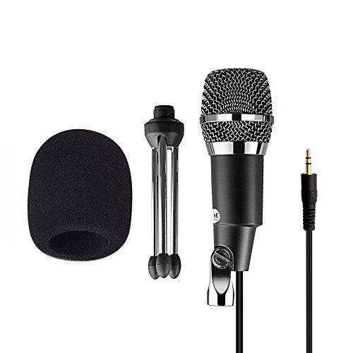 durable service FIFine Microphone Condenser 3 5mm Plug and