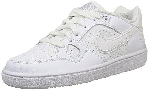 Nike Wmns Son Of Force -  para hombre Blanco (White / White-Wolf Grey-White)