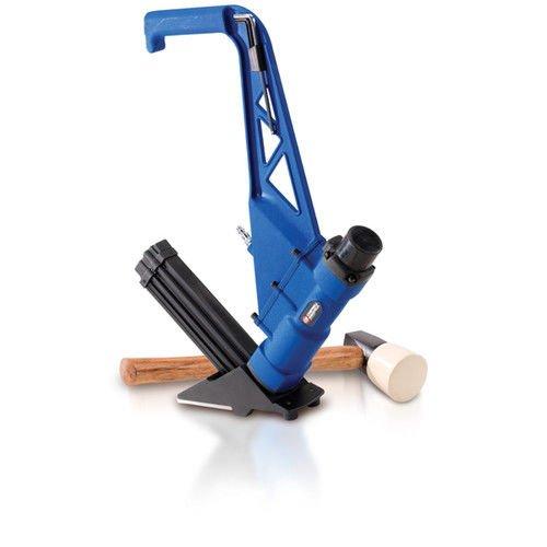 Campbell Hausfeld CHN50399RB 2-in-1 Flooring Nailer and Stapler Kit