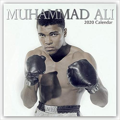 Télécharger Muhammad Ali: 2020 Square Wall Calendar EPUB eBook gratuit