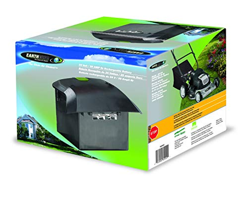 Earthwise+20-Inch+24-Volt+Cordless+Electric+Lawn+Mower,+Model+60120