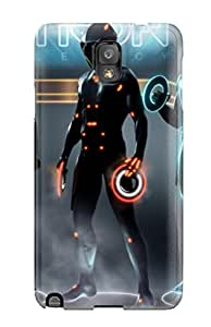 Best 7441508K56725998 Tron Legacy Characters Durable Galaxy Note 3 Tpu Flexible Soft Case
