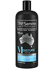 TRESemmé Shampoo Moisture Rich Vitamin E Luxurious Moisture, 900ml