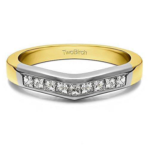 0.75 Ct Radiant Diamond - 3