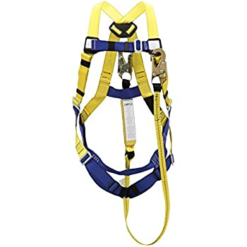 41pp4KDJ1oL._SL500_AC_SS350_ peakworks fall protection v8252356 osha ansi compliant safety fall protection harness at mifinder.co