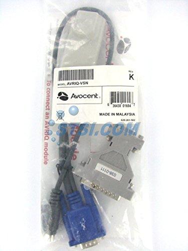 (AVOCENT AVRIQ-VSN Avocent Server interface module - KVM extender - RJ-45 - for Aut )
