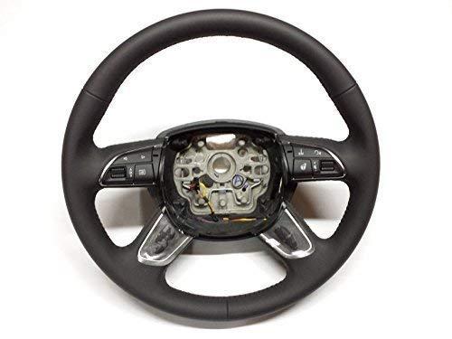 Lenkrad Lederlenkrad 4G0419091C 1KT Multifunktion Leder beheizbar 4G0 419 091 C 1KT VW