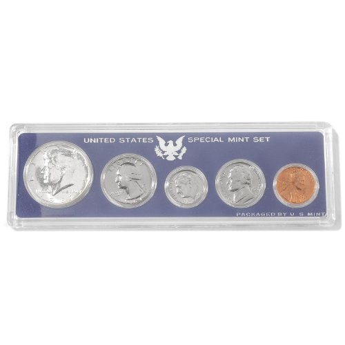 - 1967 Special Mint Set from U.S. Mint!