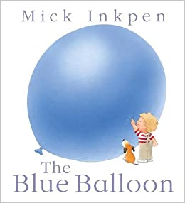 Image result for the blue balloon