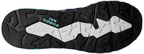 Uomo Blu Navy Nbmrt580tn New New Atletica Scarpe Balance da Balance OZ0wx8