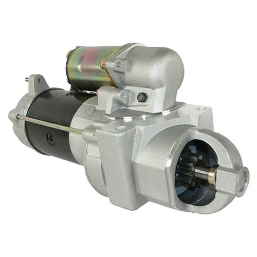 DB Electrical Snk0002 Chevy Gmc Truck Starter For 6.2 6.5 6.2L 6.5L Diesel High Torque C/K/R/V/Series 89 90 91 92 93 94 95 96 97 98 99 00 01 02 - Diesel Chevy Trucks