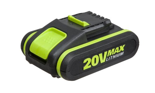 Rockwell RW9351 20v 2.0 Ah MAX Lithium-Ion Battery by Rockwell