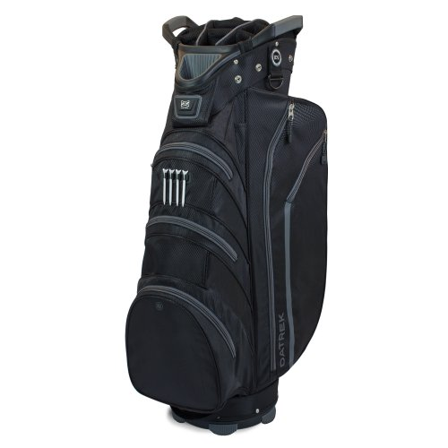 Datrek Lite Rider Golf Cart Bag Black/Charcoal