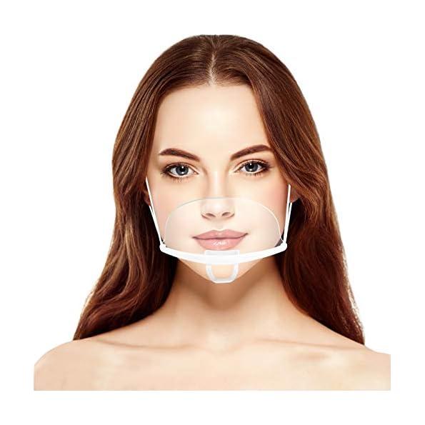 10-Stck-Gesichtsschutzschild-KunststoffSafety-Visier-GesichtsschutzTransparent-Schutzvisier-Anti-Fog-Anti-l-Splash-Anti-Saliva-Gesichtsschild-fr-das-Gesicht–Effektiv-Hygienisch