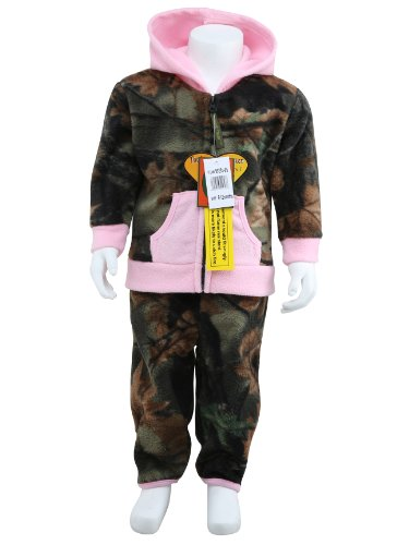Trail-Crest-Unisex-child-Everyday-Jacket-Pants-Set