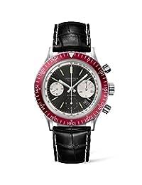 Longines Heritage Diver Black Dial Automatic Mens Chronograph Watch L2.808.4.52.0