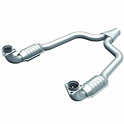 MagnaFlow Exhaust Products 337487 Direct Fit California Catalytic Converter