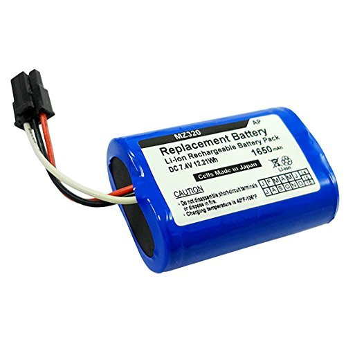 - Artisan Power Zebra/Comtec MZ220 and MZ320 Barcode Printers: Replacement Battery. 1500 mAh