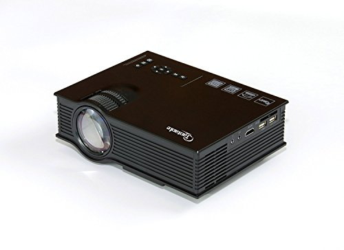Taotaole multimedia mini portable lcd led projection home for Hdmi mini projector reviews