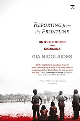 Book Reporting from the Frontline by Gia Nicolaides (2014-09-01)