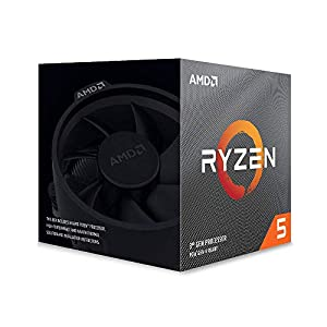 AMD Ryzen 5 3600X 6-Core 12-Thread