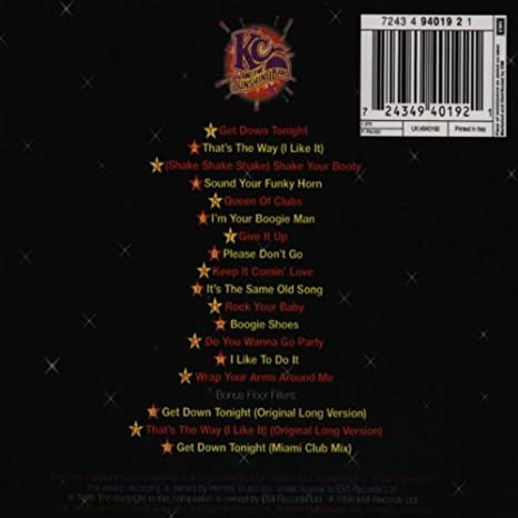 kc and the sunshine band greatest hits torrent download