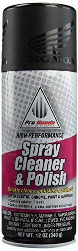 pro honda spray cleaner polish - 3