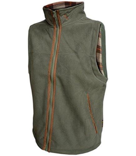 Summit Edge Unisex Full Zip Corded Vest