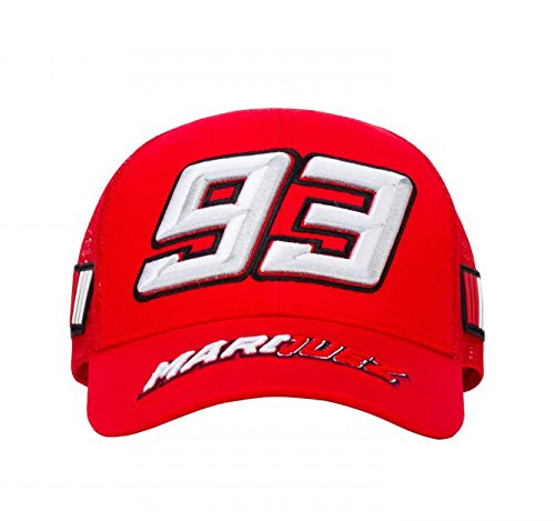 Marc Marquez 2018 Honda MotoGP 93 Kids Boys Baseball Cap Hat Childrens One Size Repsol Honda Team