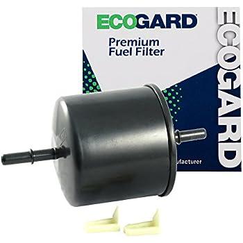 ecogard xf63169/xf3097 premium fuel filter