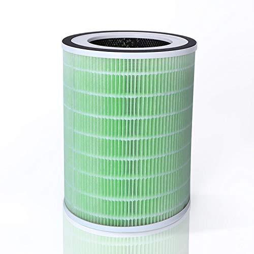 🥇 Taylor Swoden – REPUESTO de purificador de aire Fresh Air | Filtro HEPA H13 | Carbón activado