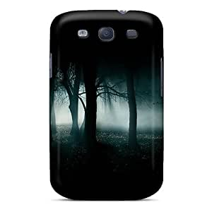 Fashionable RxCZT18924Pfeus Galaxy S3 Case Cover For Dark Forest Protective Case