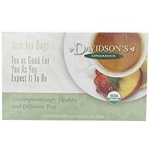 Davidson's Tea Green Tea Garden, 100-Count Tea Bags by Davidson's Tea