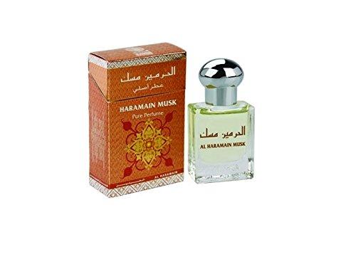 Musk 15ml al Hara MAIN parfümöl de gran calidad Árabe Oud misk Musk Al Haramain