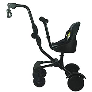 Englacha-Uptown-Rider–Child-Rides-Alongside-Stroller-Attachment-with-Comfy-Padded-Saddle-Seat–Universal-Fit-for-Most-Strollers–Quick-and-Easy-to-Use–Designed-for-Safety