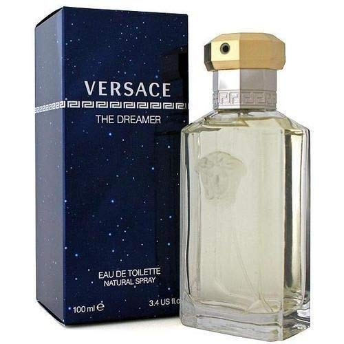 Vêrsace The Dreamer For Men Eau De Toilette Spray 3.4 fl.oz./100 ()