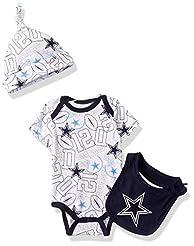 Dallas Cowboys NFL Boys Tuffy Infant Set...