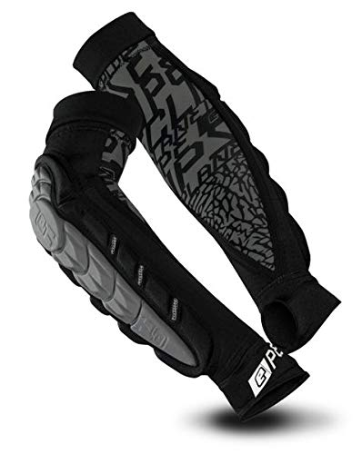 Planet Eclipse Overload HD Core Elbow Pads - Fantm Shade - XL by Planet Eclipse