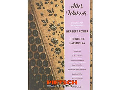 Musikverlag Pro Musica PIXNER HERBERT - Walzer con texto en alemán: Amazon.es: Instrumentos musicales