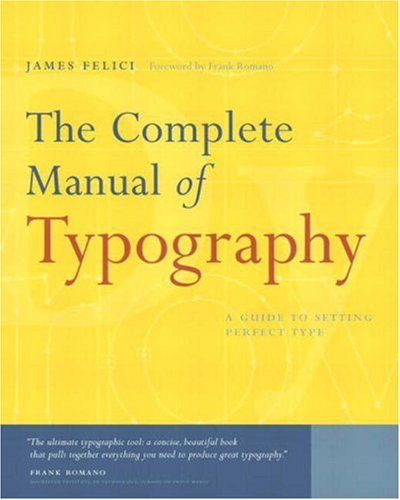 The Complete Manual of Typographfy-cover