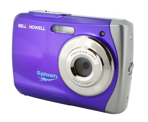 BellHowell-Splash-WP7-12-MP-Waterproof-Digital-Camera