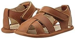 Old Soles Girls Shore Sandal Sandal, Navy, 19 A EU(2 A US Infant)