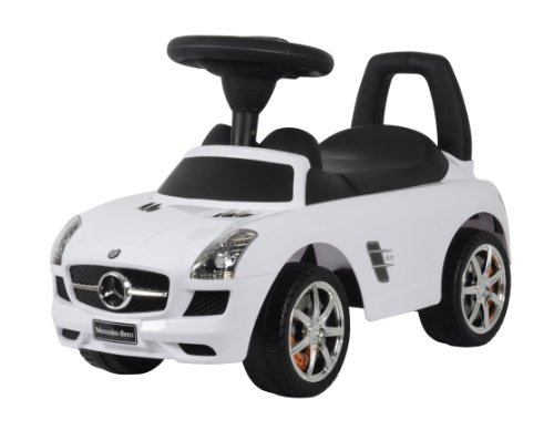 best-ride-on-cars-mercedes-benz-sls-amg-push-car-white