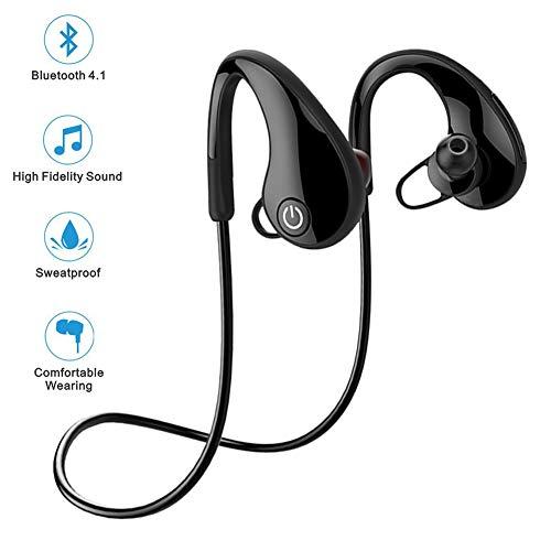 Auriculares Bluetooth Inalámbricos Deportivos Auriculares ...
