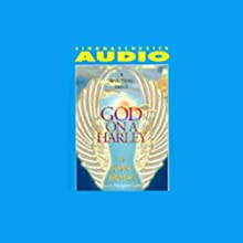 God on a Harley Audiobook by Joan Brady Narrated by Margaret Colin