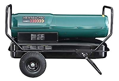 NewMac PRO NM-215K 215,000 BTU Forced Air Kerosene Heater