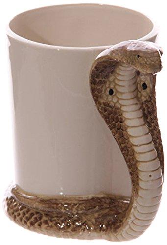 PUCKATOR SMUG55 - Taza (cerámica, 12, x 9,8 x 11,2 cm), diseño de koala: Amazon.es: Hogar